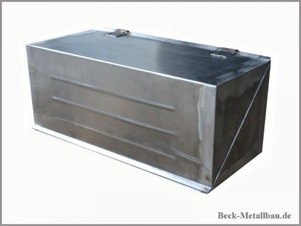 Batteriekasten Unimog 403/406 geteilt Unbehandelt