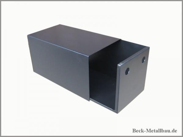 Unimog Batteriekasten für alle U-Modelle Lackiert