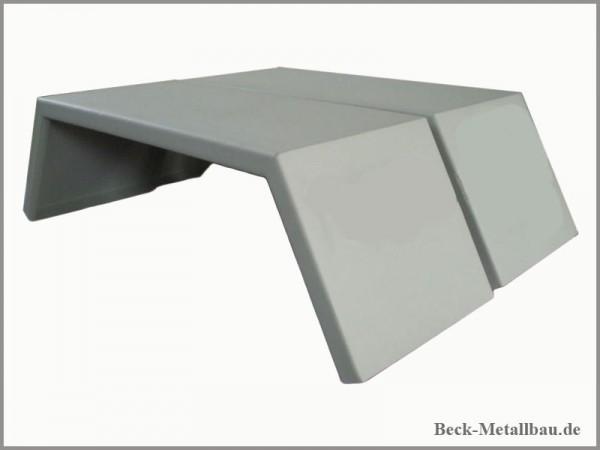 Hintere Kotflügel MB-Track 600/800